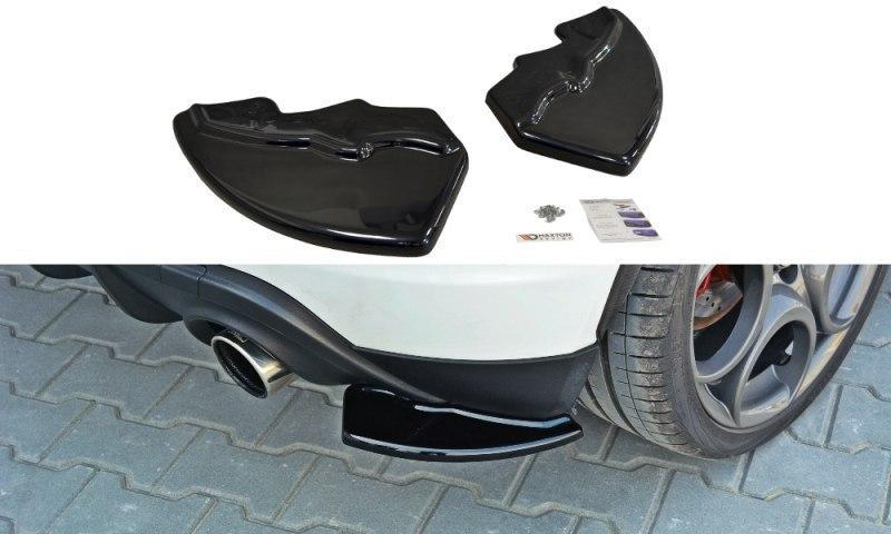 Splittery Boczne Alfa Romeo Giulietta - GRUBYGARAGE - Sklep Tuningowy